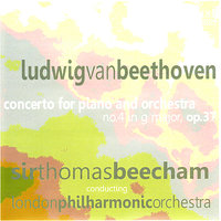 Beethoven: Concerto No. 4 in G Major — London Philharmonic Orchestra, Sir Thomas Beecham, Людвиг ван Бетховен