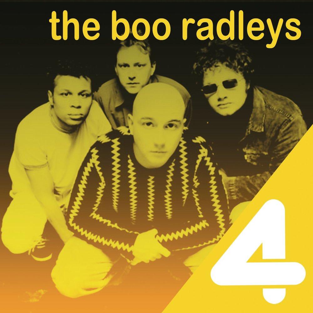 Boo Radleys, The - The Lazarus EP