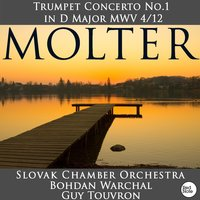 Molter: Trumpet Concerto No.1 in D Major MWV 4/12 — Slovak Chamber Orchestra & Bohdan Warchal