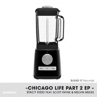 Chicago Life, Part. 2 EP — Stacy Kidd, Melvin Meeks, Scott Payne