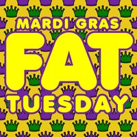 Mardi Gras Fat Tuesday: The Best of New Orleans Mardi Gras Jazz — New Orleans Jazz, Mardi Gras, Fat Tuesday