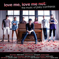 Love Me, Love Me Not: The Music of Joey Contreras — сборник