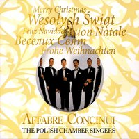 Wesolych Swiat, Merry Christmas With Affabre — Affabre Chamber Singers