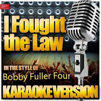 I Fought the Law (In the Style of Bobby Fuller Four) — Ameritz Top Tracks