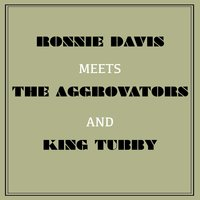 Ronnie Davis Meets the Aggrovators & King Tubby — King Tubby, The Aggrovators, Ronnie Davis