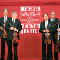 Beethoven: String Quartets Nos. 10 (Harp) & 14 — Guarneri Quartet