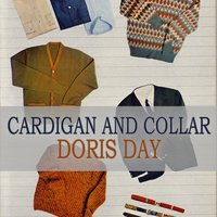 Cardigan And Collar — Doris Day