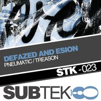 STK - 023 — Defazed, Esion