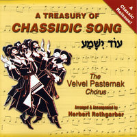 A Treasury of Chassidic Song — The Velvel Pasternak Chorus