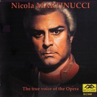 Nicola Martinucci : The True Voice of the Opera — Nicola Martinucci, Джузеппе Верди