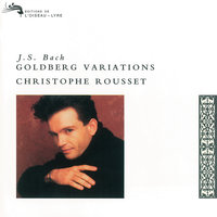 Bach, J.S.: Goldberg Variations — Christophe Rousset