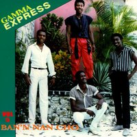Gamma Express, Vol. 5 — Gamma Express