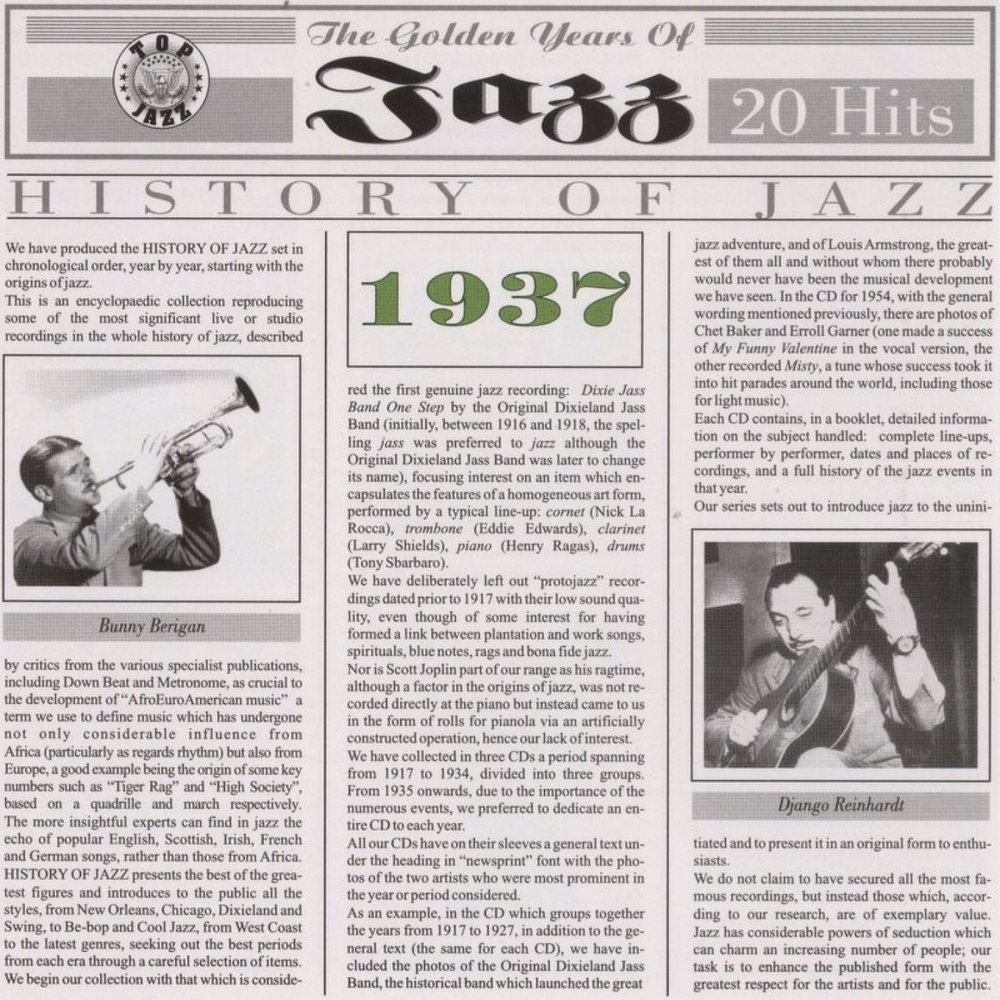 a look at the origin history and influence of jazz music The history and influences of latin american music started in the 1550 by the moorish and african slaves latin america's style of music has a mix of european, african, and indigenous influences.