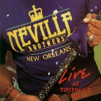 Live At Tipitina's (1982) — The Neville Brothers