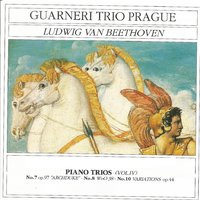 Ludwig van Beethoven: Piano Trios, Vol. 4 — Людвиг ван Бетховен, Pierre Barbier, Guarneri Trio Prague, Pierre Barbier, Guarneri Trio Prague