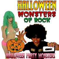 Halloween Monsters of Rock — Halloween Party Monsters