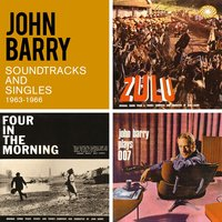 Soundtracks and Singles 1963-1966 — John Barry