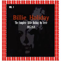 The Complete On Verve 1945-1959, Vol. 1 — Billie Holiday