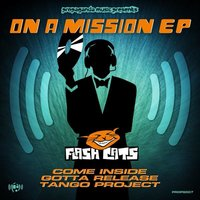 On A Mission E.P. — FLASH CATS