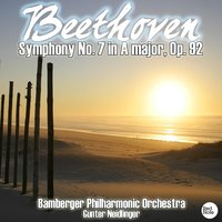 Beethoven: Symphony No. 7 in A major, Op. 92 — Bamberger Philharmonic Orchestra & Günter Neidlinger
