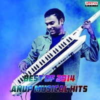 Best of 2014:  Anup Musical Hits — Anup Rubens