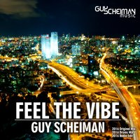 Feel the Vibe — Guy Scheiman, Michal S