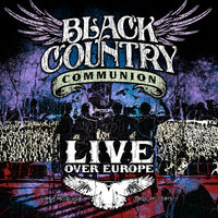 Live Over Europe — Black Country Communion
