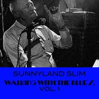 Walking with the Blues, Vol. 1 — Sunnyland Slim