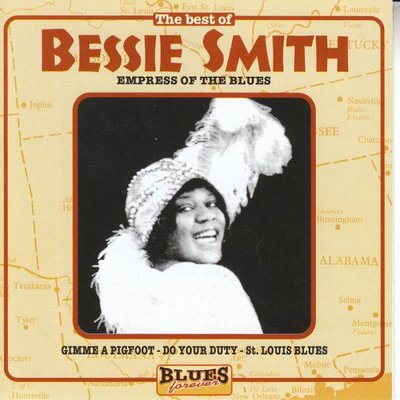 empress of the blues life and works of bessie smith