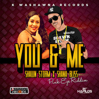 You & Me - Single — Shawn Storm, Shana Bliss, Shawn Storm, Shana Bliss
