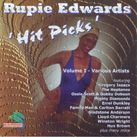 Rupie Edwards 'Hit Picks' Vol. 1 — сборник