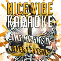 Sing the Hits of Lauren Christie — Nice Vibe