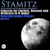 Stamitz: Concerto for Clarinet, Bassoon and Orchestra in B major — Vienna Radio Symphony Orchestra & Karl Etti
