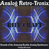 Riff Craft — Analog Retro Tronix