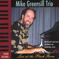 Live at the Plush Room — Mike Greensill