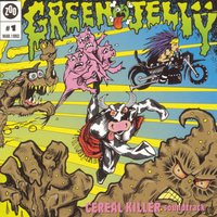 Cereal Killer Soundtrack — Green Jelly