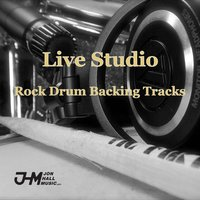 Live Studio Rock Drum Backing Tracks — Jon Hall