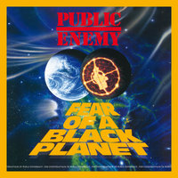 Fear Of A Black Planet — Public Enemy