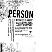 Business Class — Person