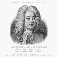 Handel: Lute and Harp Concerto in B-flat major, Etc. — Desmond Dupre