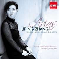 Liping Zhang: Vocal Recital — The City Of Prague Philarmonic Orchestra, Liping Zhang, Giordano Bellincampi, Liping Zhang/Giordano Bellincampi/City of Prague Philharmonic Orchestra