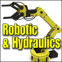 Robotic & Hydraulics: Sound Effects — Sound Effects Library