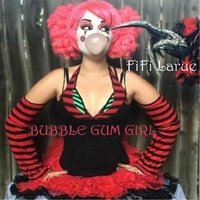 Bubble Gum Girl — Fifi Larue