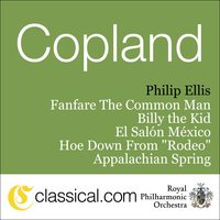 Aaron Copland, Fanfare For The Common Man — Philip Ellis