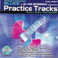 Blues for All Lead Instruments Vol. 1 — Practice-Tracks