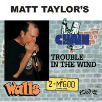 Trouble in the Wind — Matt Taylor's Chain feat. Matt Taylor, Chain feat. Matt Taylor