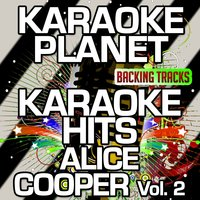 Karaoke Hits Alice Cooper, Vol. 2 — A-Type Player