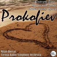 Prokofiev: Excerpts from Romeo and Juliet Ballet Suite Op.64 — Vienna Radio Symphony Orchestra & Milan Horvat