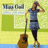 Miss Gail and the Jumpin' Jam Band — Miss Gail and the Jumpin' Jam Band
