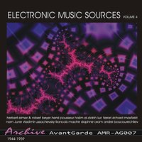 Electronic Music Sources Volume 4 — сборник